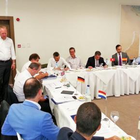 Ivo Klotiņš piedālās EUROPEAN LAW FIRM kopsapulcē Kiprā