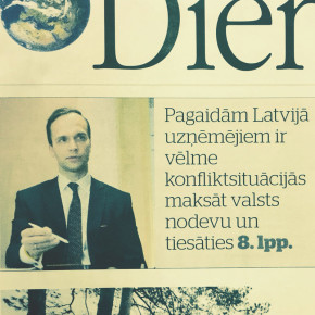 "KLOTINI SERGIS managing partner Ivo Klotins in an interview to the daily Diena ""An agreement is more beneficial than a time-consuming and costly litigation"""